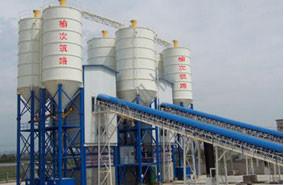 2-HZS120型商品混凝土搅拌设备
